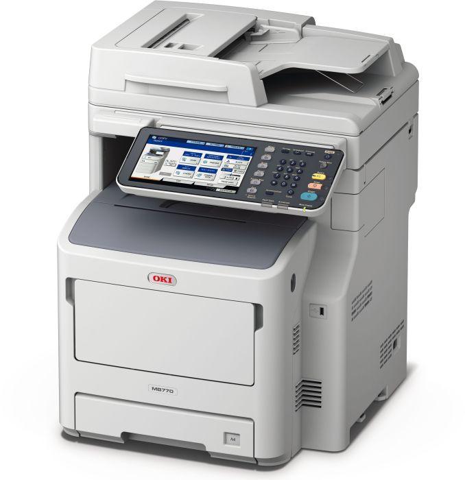 Многофункциональное устройство  OKI MB770dnfax