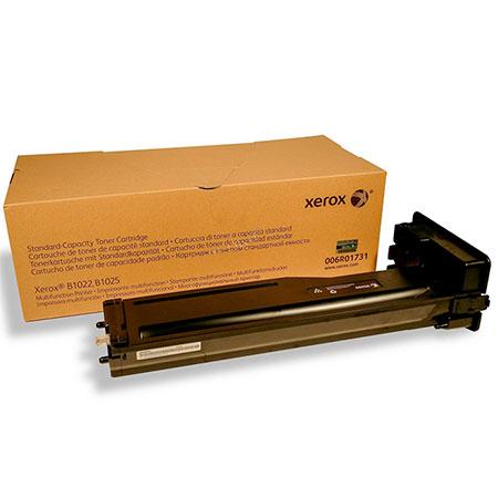 Заправка картриджа Xerox B1022 / B1025DN с заменой чипа