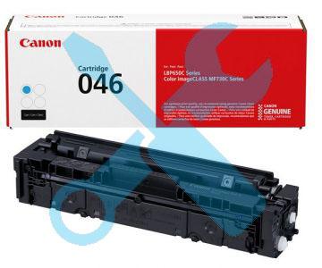 Заправка синего картриджа Canon 046C   для  LBP653 /  LBP653CDW / LBP654 / LBP654CX / MF732 /  MF732CDW /  MF734 / MF734CDW / MF735 / MF735CX  с заменой чипа