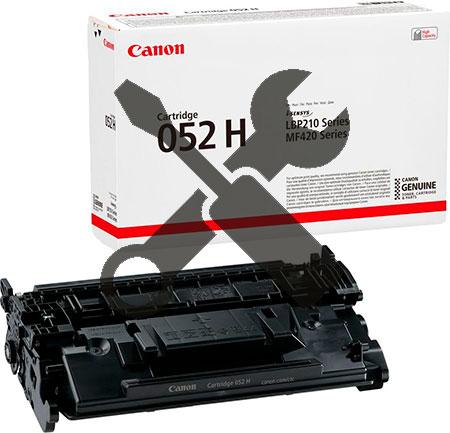 Заправка картриджей Canon 052H для LBP212, LBP214, LBP215, MF421, MF426, MF428, MF429