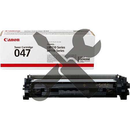 Заправка картриджа Canon 047 для i-SENSYS LBP112 / LBP113w / MF112 / MF113w
