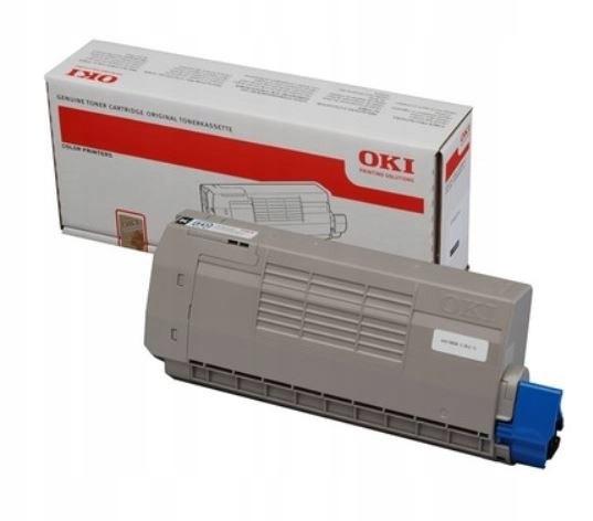 Заправка белого картриджа для OKI Pro7411WT с заменой чипа
