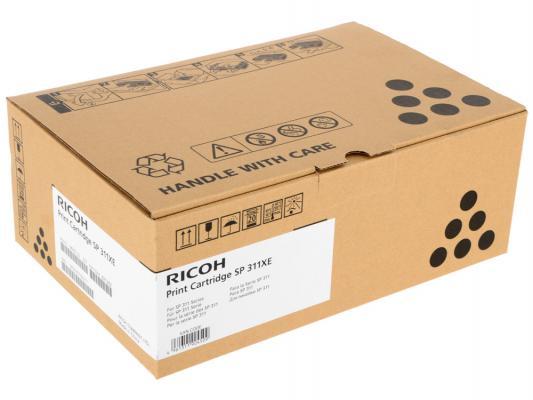 Принт-картридж Ricoh SP 311UXE ( 6400стр) для Ricoh SP311DN / Ricoh SP311DNw / Ricoh SP311SFN / Ricoh SP311SFNw / Ricoh SP325DNw / Ricoh SP325SNw / Ricoh SP325SFNw