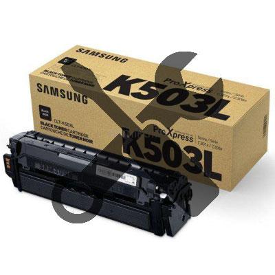 Заправка картриджа CLT-K503L для Samsung ProXpress C3010 / C3010ND / C3060 / C3060FR / C3060ND с заменой чипа