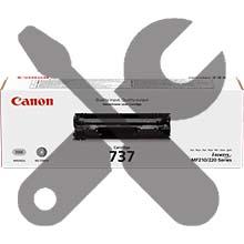 Заправка картриджа Canon 737 для i-SENSYS MF226dn / MF211 с заменой чипа
