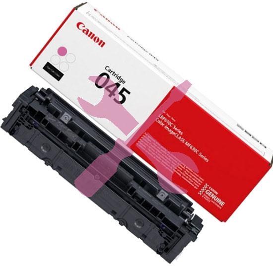 Заправка красного картриджа Canon 045M для i-SENSYS LBP-611Cn, 613dw, MF632Cdw, 635Cx, 633Cdw, 636Cdwt, 631Cn 634Cdw  заменой чипа