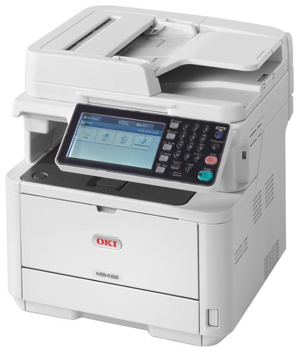 Многофункциональное устройство  OKI MB492dn – Euro