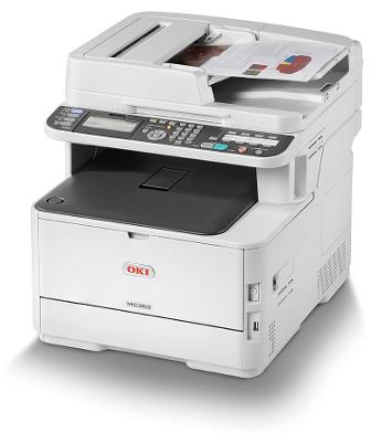 Многофункциональное устройство  OKI MC363dn-EURO