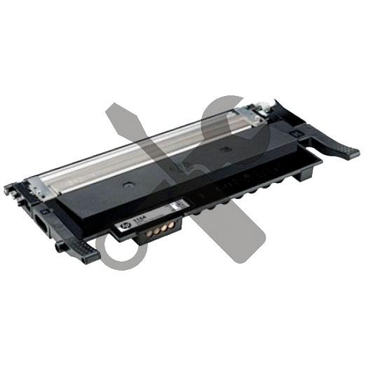 Заправка черного картриджа HP W2070A №117A