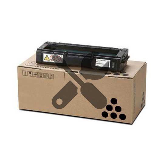 Заправка черного картриджа Ricoh C310HE для SPC231SF / C232SF / Ricoh SPC231N / C232DN / C311N / C312DN / C320DN / C242DN / C242SF / С342DN с заменой чипа