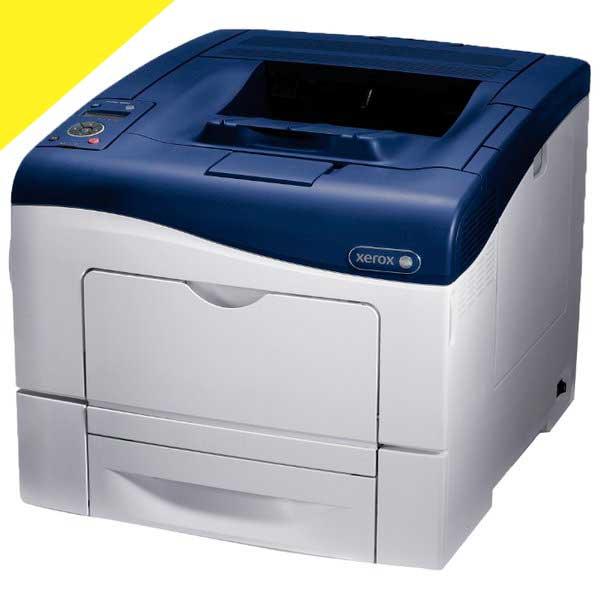 Заправка желтого картриджа Xerox Phaser 6600 / WC 6605 с заменой чипа