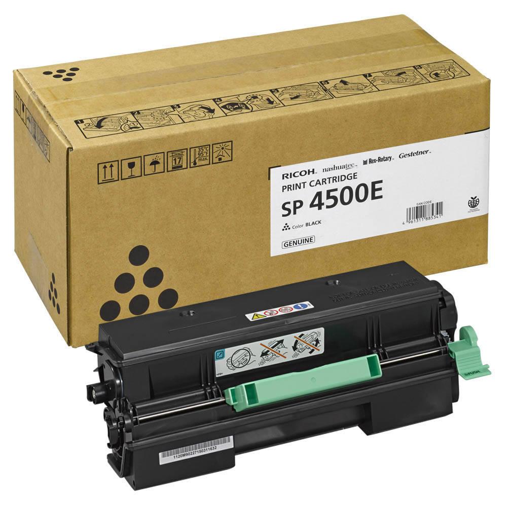 Принт-картридж тип Ricoh SP 4500E ( 6000стр) для Ricoh SP4510DN / Ricoh SP4510SF / Ricoh SP3600DN / Ricoh SP3600SF / Ricoh SP3610SF