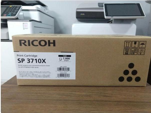 Ricoh Принт-картридж SP 3710X (7K)