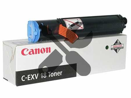 Заправка картриджа C-EXV18 для Canon iR1018 / iR1022 /  iR1024