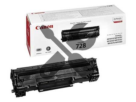 Заправка картриджа CANON 728 для Canon i-SENSYS MF4410 / MF4430 / MF4450 / MF4550D / MF4570DN / MF4580DN / MF4780w / MF4870dn / MF4890dw с заменой чипа