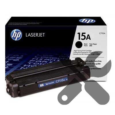 Заправка картриджа C7115A для HP LaserJet 1000w /1005w / 1200 / 1220 / 3300 / 3380