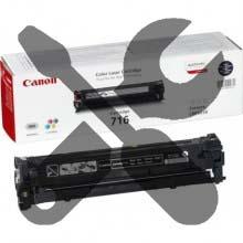 Заправка картриджа Canon 716 черный для i-SENSYS LBP5050 / MF8030Cn / MF8050Cn / MF8040Cn / MF8080Cw с заменой чипа