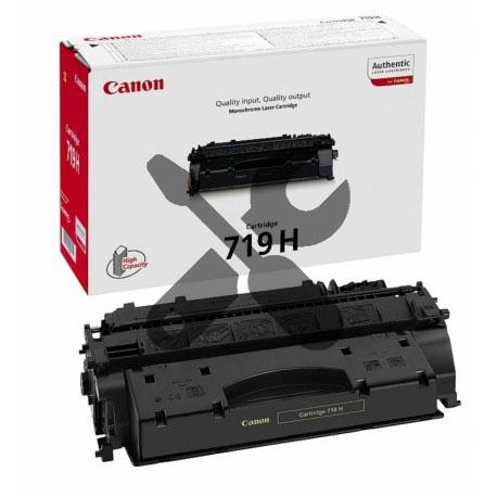Заправка картриджа Canon 719H для LBP-6300 / LBP-6650 / MF-5840 / MF-5880 / MF5940 / MF5840 с заменой чипа