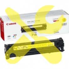 Заправка картриджа Canon 716 желтый для i-SENSYS LBP5050 / MF8030Cn / MF8050Cn / MF8040Cn / MF8080Cw с заменой чипа