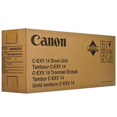 Картриджи Canon Canon Барабан черный оригинал (21К) [C-EXV 14] для Canon iR 2016 / 2020