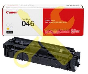Заправка желтого  картриджа Canon 046Y   для  LBP653 /  LBP653CDW / LBP654 / LBP654CX / MF732 /  MF732CDW /  MF734 / MF734CDW / MF735 / MF735CX  с заменой чипа