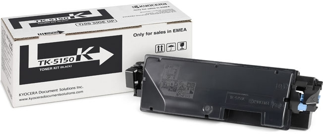 Заправка картриджа Kyocera TK-5150K для  ECOSYS M6535/ P6035cdn с заменой чипа