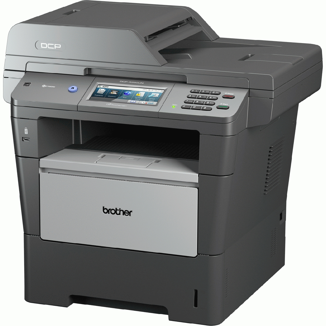 Заправка картриджа Brother TN-3390 для  HL 6180 / DCP 8250 / MFC 8950 со сбросом счетчика