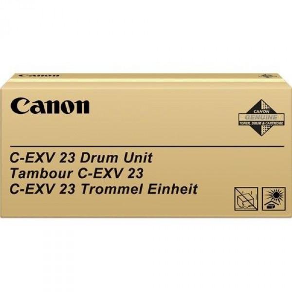 Картриджи Canon Canon Барабан черный оригинал (69К) [C-EXV 23] для Canon IR-2018 / 2022 / 2025 / 2030