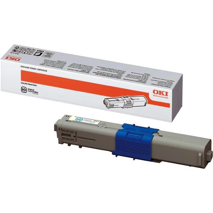 Тонер-картридж TONER-Y-C310 / C330 / C510 / C530 2K-NEU