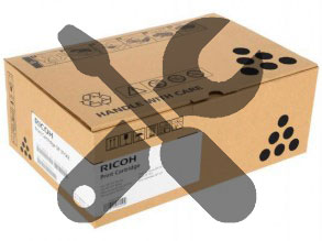 Заправка черного картриджа  Ricoh SP C250DN / C250SF / C250SF / C250DN с заменой чипа
