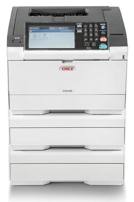 Принтер OKI C542DN-EURO