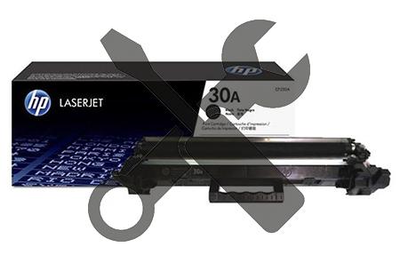 Заправка картриджа HP CF230A для HP LJ Pro m203dn / m203dw / m227dw / m227fdw / m227sdn, черный, 1 600 к.