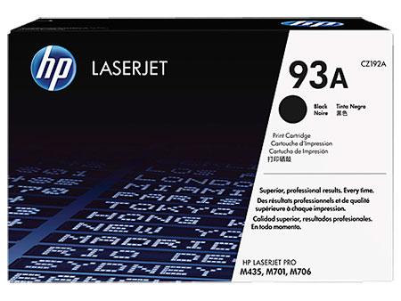 Картриджи HP HP Картридж чёрный 92A HP LaserJet Pro MFP M435