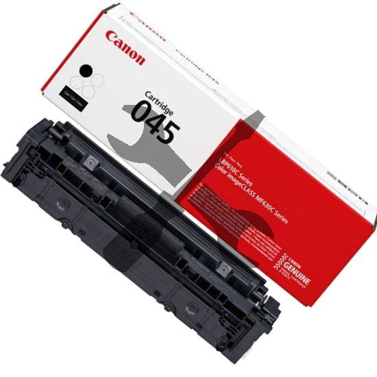 Заправка черного картриджа Canon 045HBk для i-SENSYS LBP-611Cn, 613dw, MF632Cdw, 635Cx, 633Cdw, 636Cdwt, 631Cn 634Cdw  заменой чипа