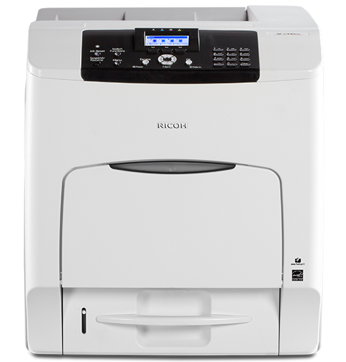 Цветной лазерный принтер Ricoh SP C440DN