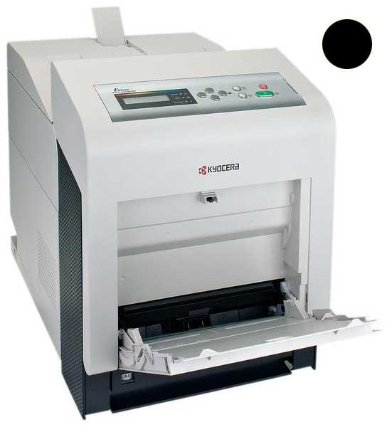Заправка черного  картриджа Kyocera TK-540K для FS-C5100DN с заменой чип