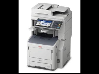 Многофункциональное устройство  OKI MB770dfnfax