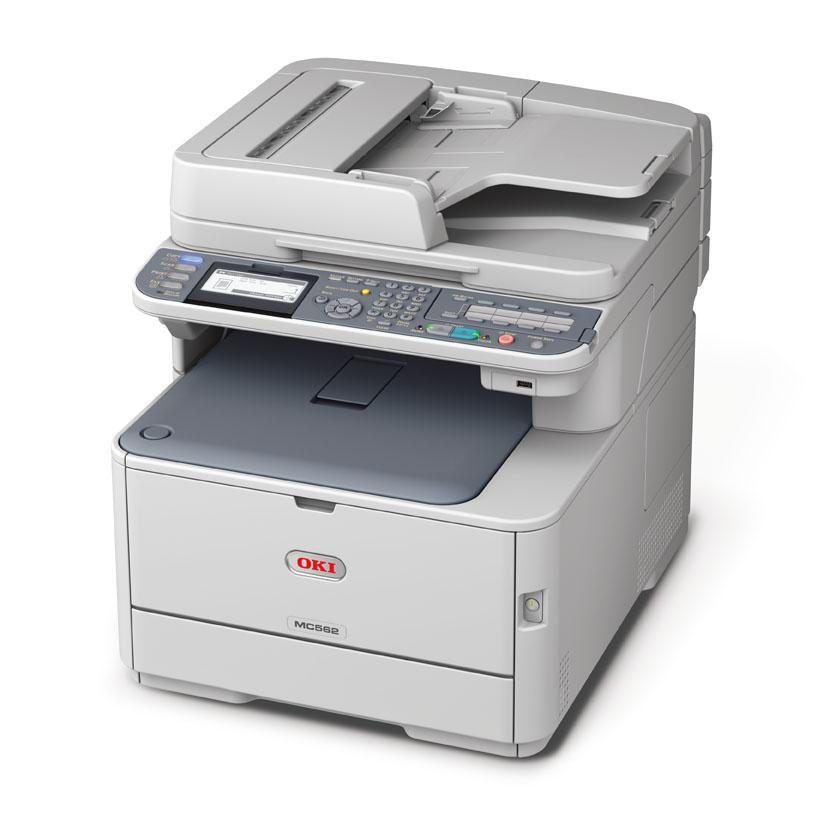 Многофункциональное устройство MC562DNW-EURO