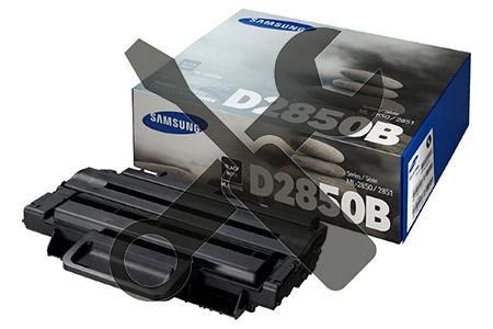 Заправка картриджа ML-D2850B для Samsung ML-2850 / ML-2851 с заменой чипа