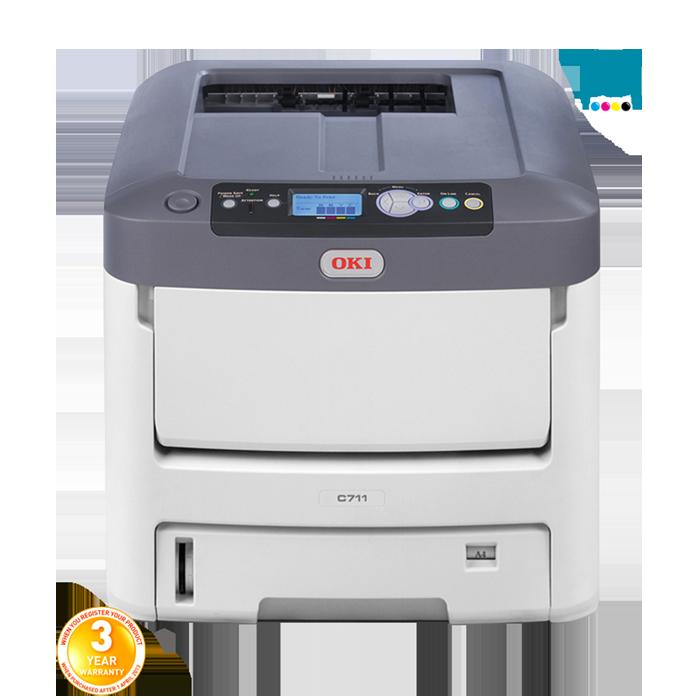 Принтер C711N-EURO