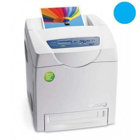 Заправка синего картриджа Xerox Phaser 6280 с заменой чипа
