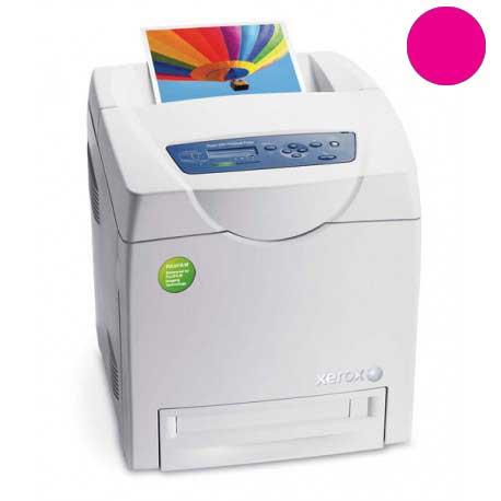 Заправка красного картриджа Xerox Phaser 6280 с заменой чипа