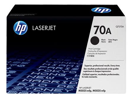 Картриджи HP HP Картридж черный HP 70A LaserJet M5025mfp /M5035mfp (15К)