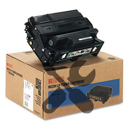 Заправка картриджа  Ricoh SP 6330E для Aficio SP 6330N с заменой чипа