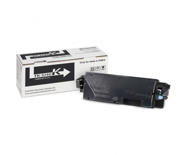 Заправка картриджа Kyocera TK-5140K для  Ecosys M6030 / M6530 / P6130