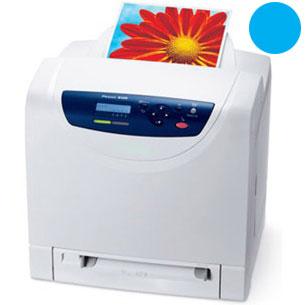 Заправка синего картриджа Xerox Phaser 6125 с заменой чипа