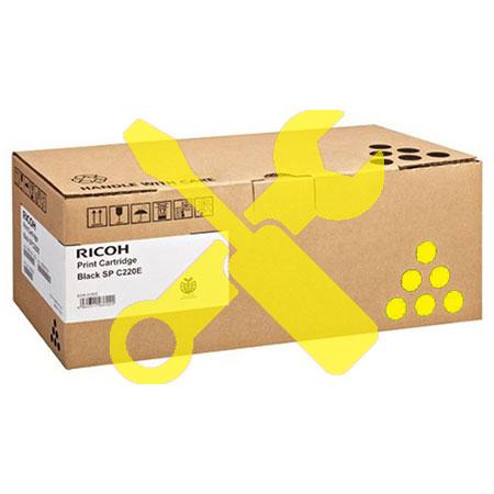 Заправка картриджа Ricoh Type SP C220 Yellow для Ricoh Aficio SP C220N