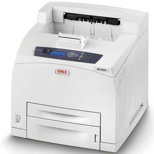 Заправка картриджа OKI  B710 / B720 / B730 с заменой чипа