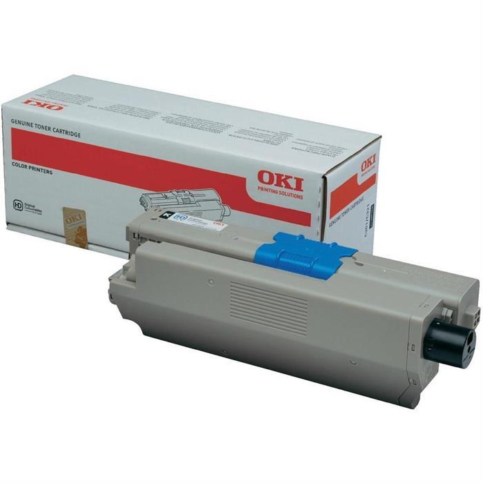 Тонер картридж для OKI C301 C321 MC332 MC342 черный