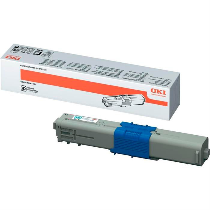 Тонер-картридж TONER-Y-C510/530-5K-NEU